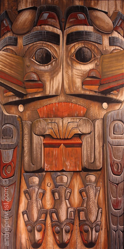 journeying with the totems photo gallery